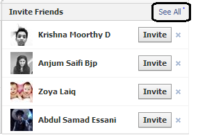 invite all friends to facebook page template bWtIiixU