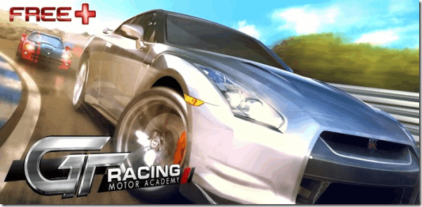 GT Racing game android