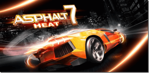 asphalt 7 android game