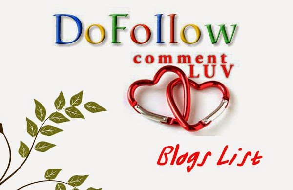 dofollow_commentLuv_blogs