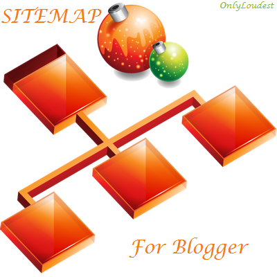 Sitemap in blogger