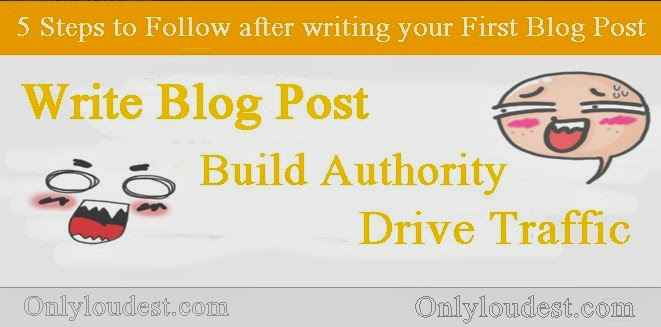 5-Steps-to-Follow-after-writing-your-First-Blog-Post