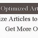 How to Write an SEO Optimized Article in Blogger