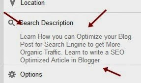 SEO Optimized Description