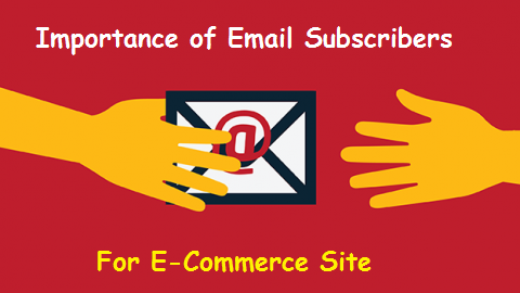 email subscribe importance