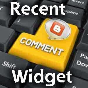 Add Recent Comments Widget with Avatar for Blogger