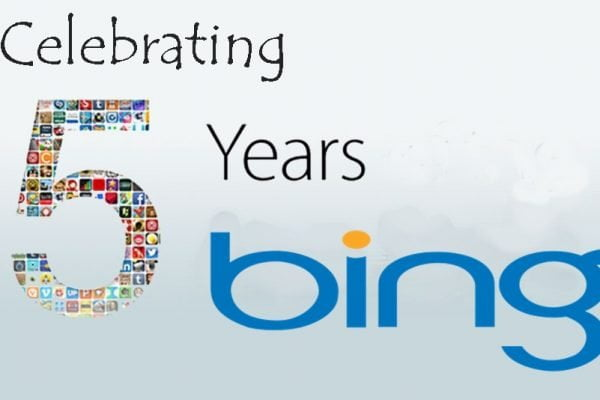 Bing Search Engine Turns Five : Changed A Lot Since Its Birth
