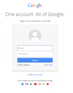 login_gmail