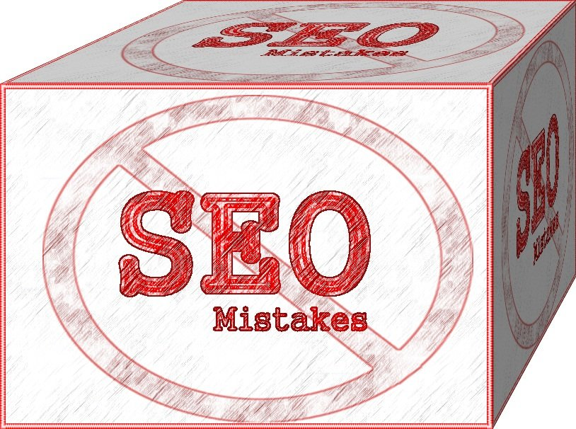 Top 5 Stupid and Common SEO Mistakes