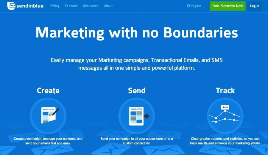 SendinBlue Review - Easy Email, SMS Marketing Solution