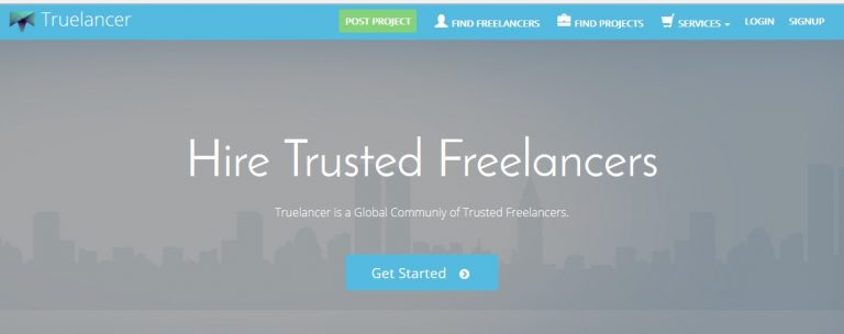 Making Money Online with Truelancer