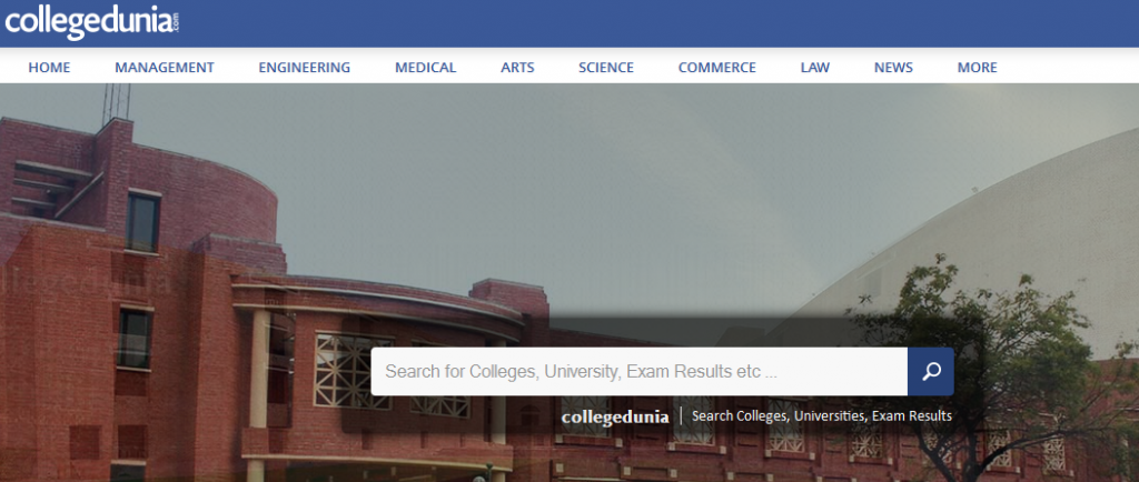 Collegedunia.com Review - Search Engine for Indian Colleges