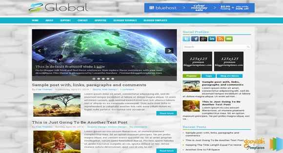 Global-Responsive-Blogger-Template