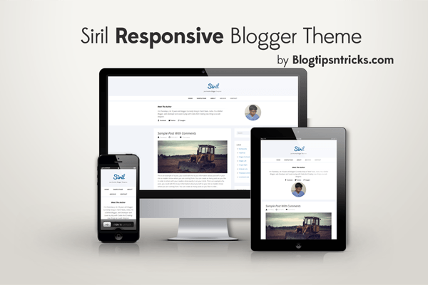 Top Free Responsive Blogger Templates 2015
