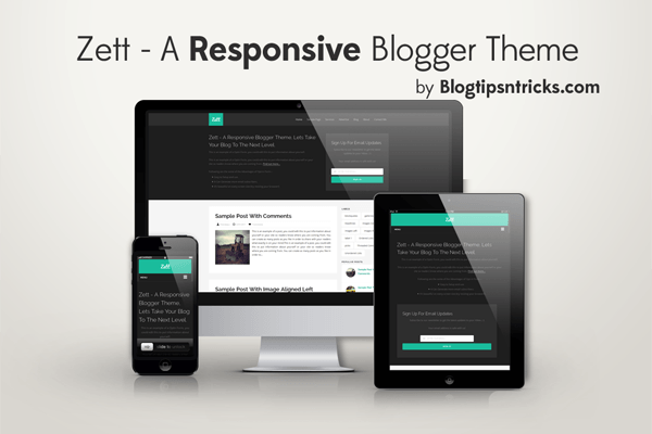 Responsive Blogger Templates Top Free Responsive Blogger Templates 2015 - OnlyLoudest