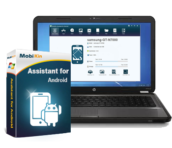 Mobikin Assistant for Android Review: PC Suite for Android Phones