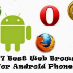 Top 7 Best Web Browsers for Android Phones