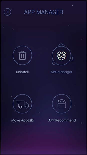 Advanced App Manager