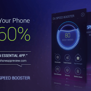 DU Speed Booster Accelerator