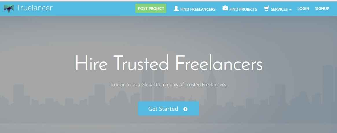 truelancer for freelancers
