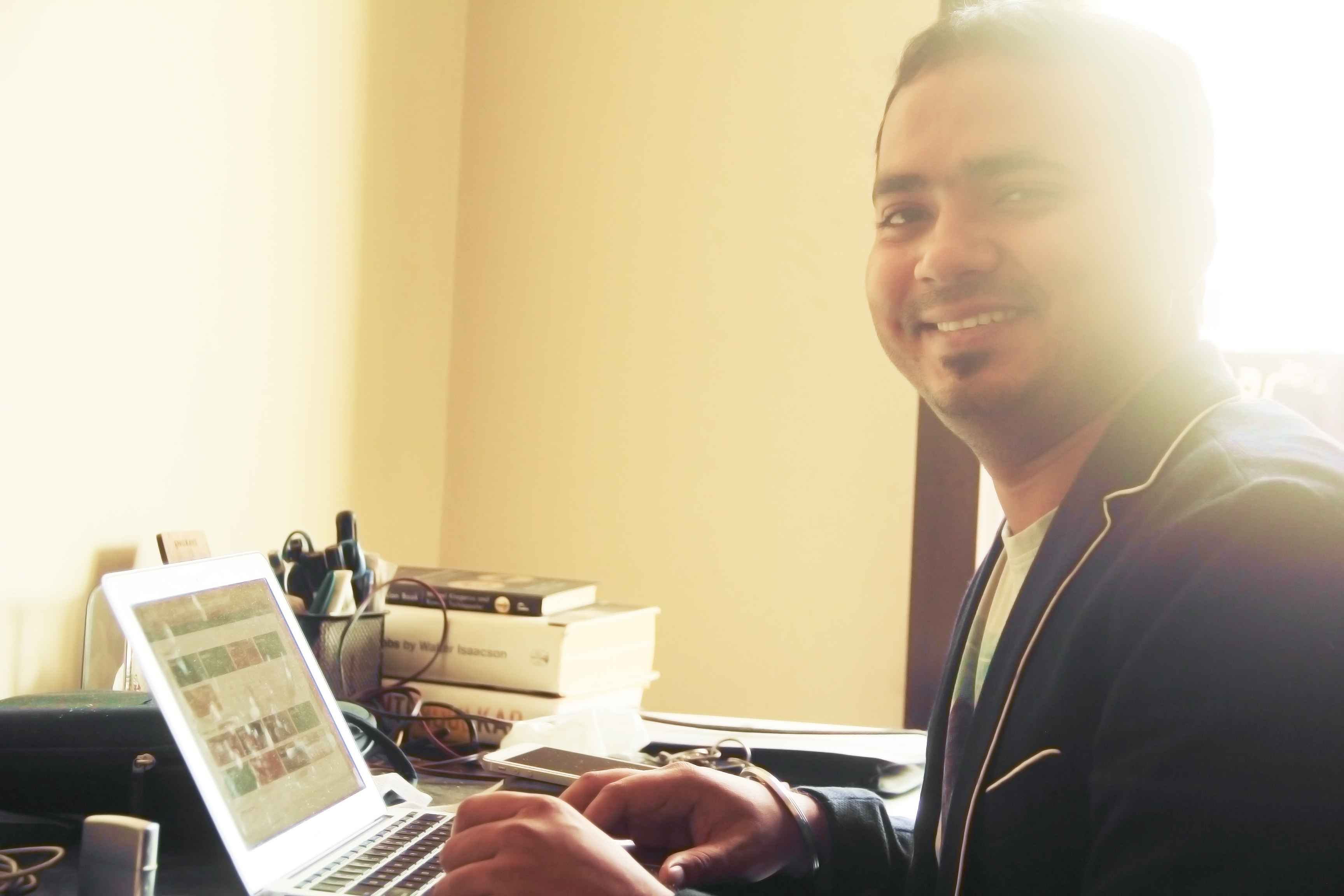 Inspiring Interview of Ashutosh Kumar (Co-founder @ Testbook.com)