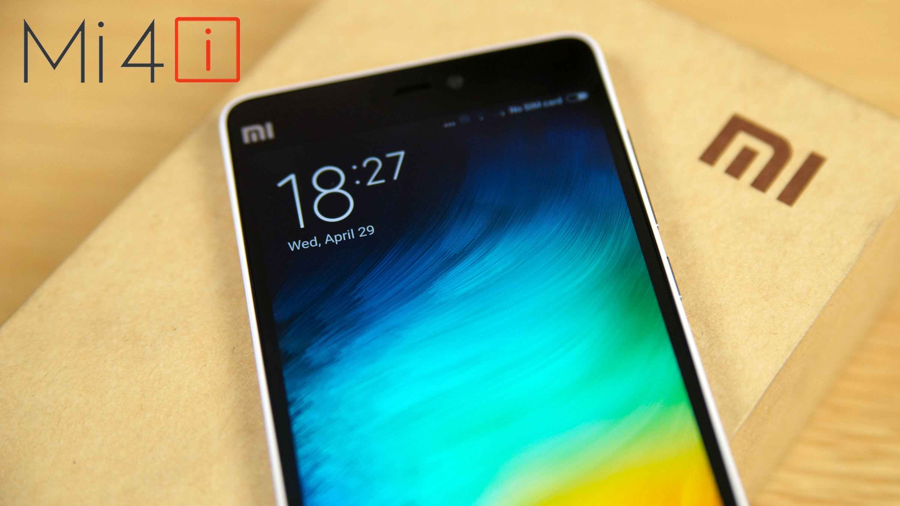 Xiaomi Mi 4i to be available without registration on May 25, 26