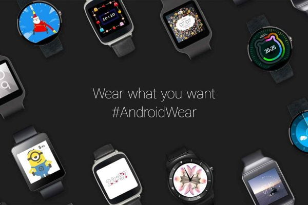 Change The Watch Face On Your Android Wear Watch