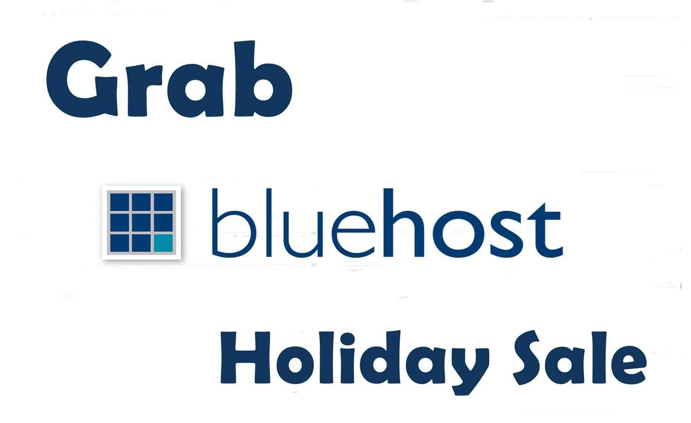 bluehost sales