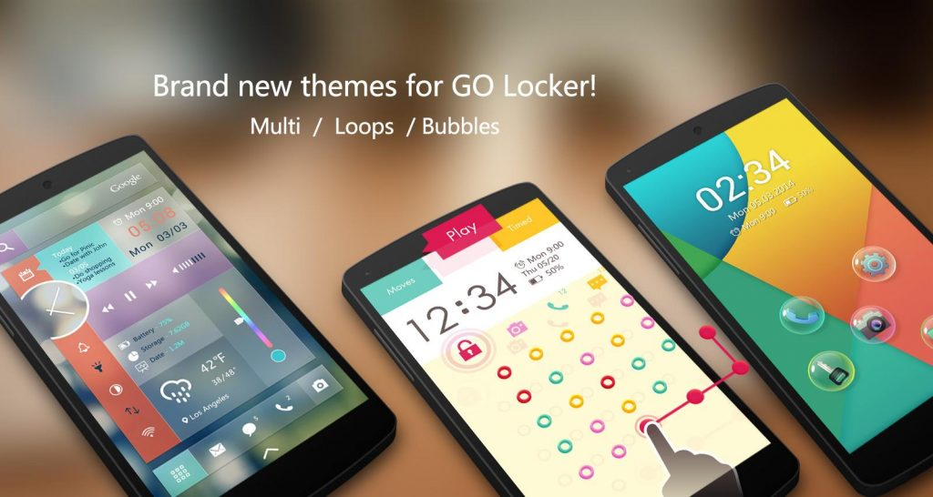 go-locker-screen-lock