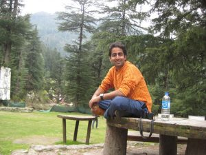 Kshitij Mehra's journey from a call centre to Founder of Yuvshaala