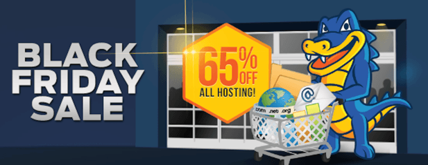 HostGator Black Friday 2016 Coupon : 80% Off *Grab It Fast*