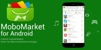 MoboMarket for Android - Best Alternative to Google Play Store
