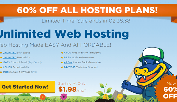 Hostgator-flash-sale