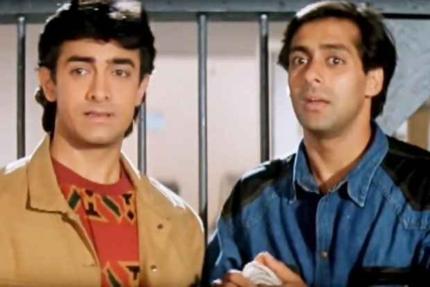 Salman Khan dying to work with Aamir Khan in Andaaz Apna Apna sequel