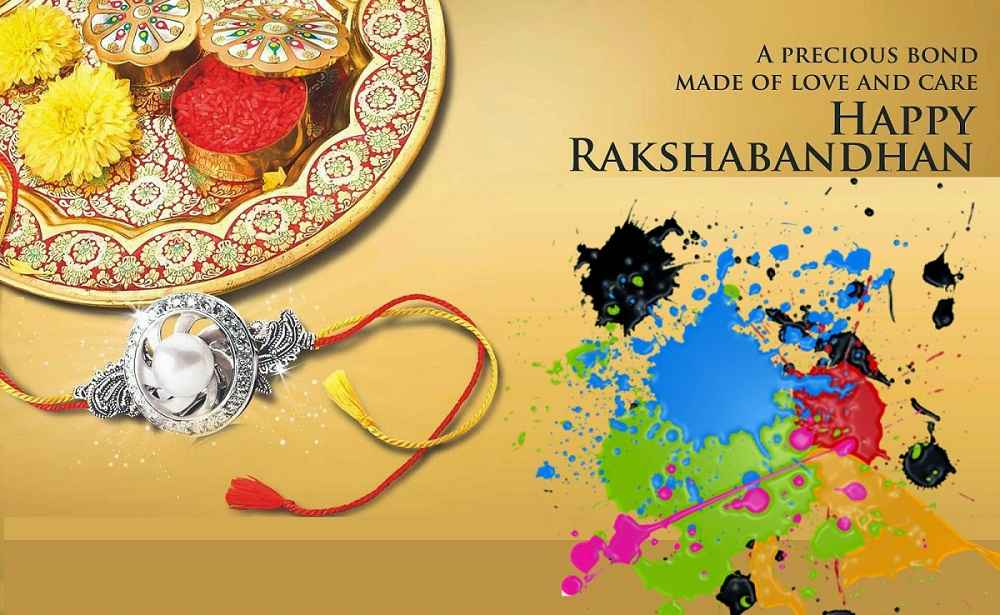 Raksha Bandhan Good Wishes - 70