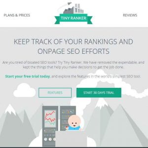 TinyRanker Review – Analyze the SERP Rankings on Any Site on Different Keywords