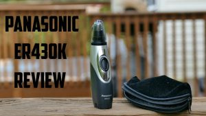 Panasonic ER430K Ear & Nose Trimmer with Vacuum Review