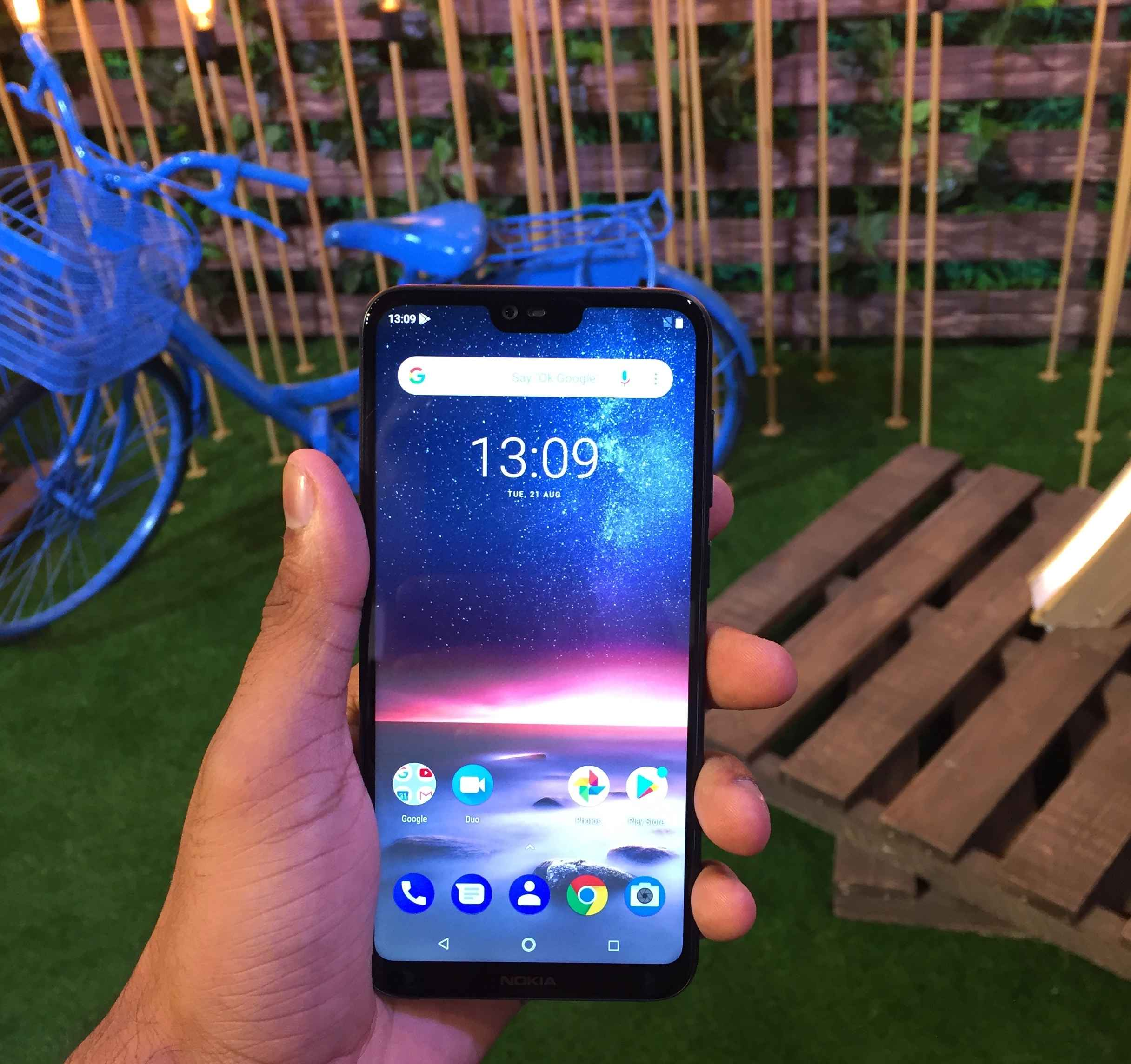 Nokia 6.1 Plus, Nokia 5.1 Plus in India : Price, specifications