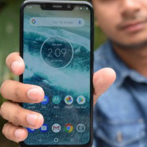 Motorola One Power price in India, specifications, features