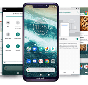 Motorola one power with Android 9 pie upgrade will now be available at INR 14,999