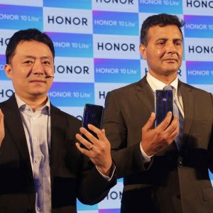 Honor unveils the Honor 10 Lite in India, the most stylish AI selfie