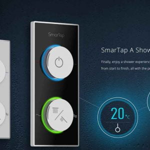 Luxury goes digital with revolutionary QUEO SmarTap