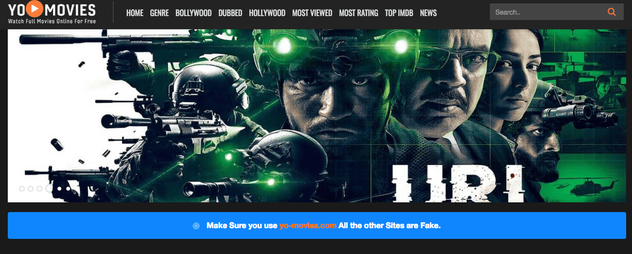 Top 25 Sites To Watch Free Movies Online Without Downloading