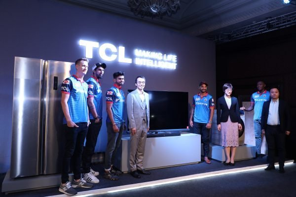 TCL And Delhi Capitals