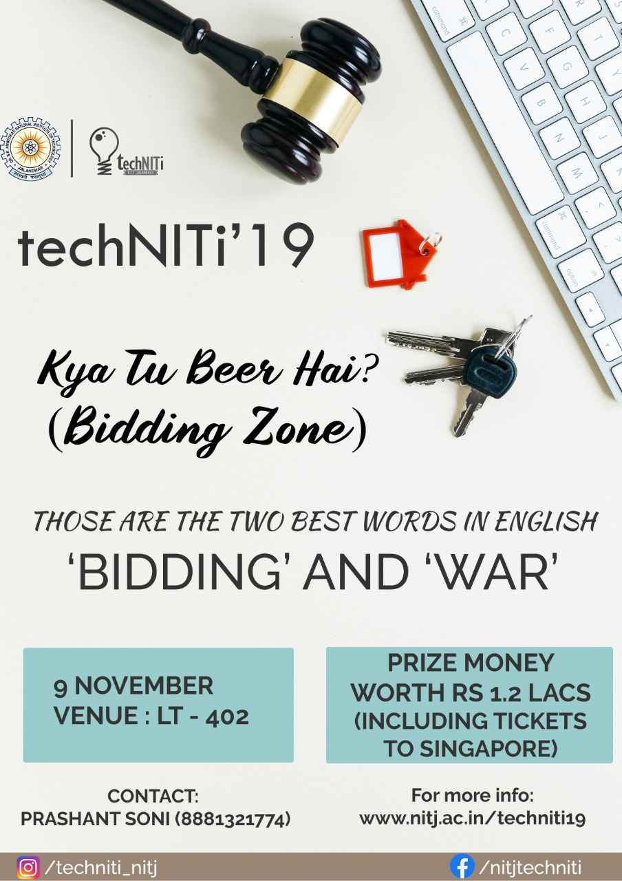 Know all about techNITi'19 NIT Jalandhar Fest