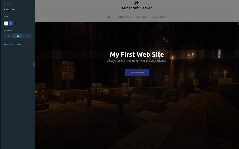 Step-by-Step Guide to Building Your Personal Website on Ukit